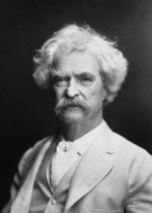 "'Mark Twain"" by A. F. Bradley"